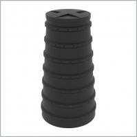 Конусный дренажный колодец 1.5 -2 м